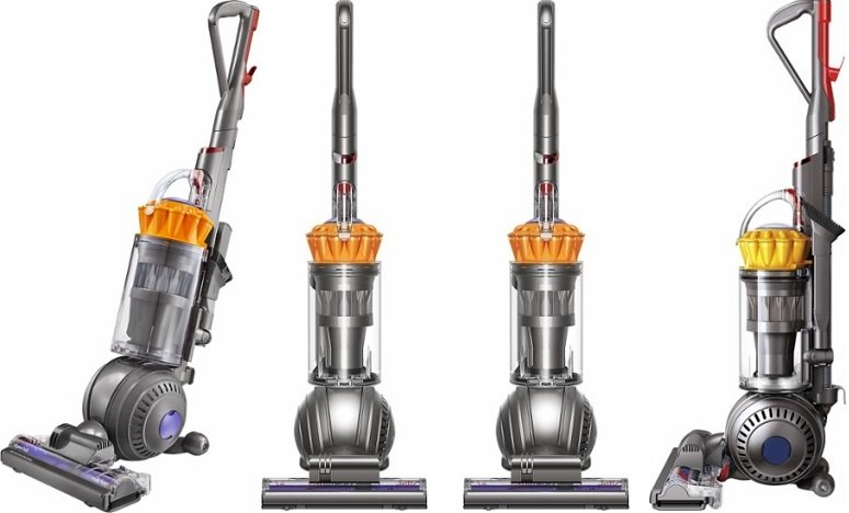 Dyson Ball Bagless Vacuum $199.99 Shipped (Reg.$400) – Today Only