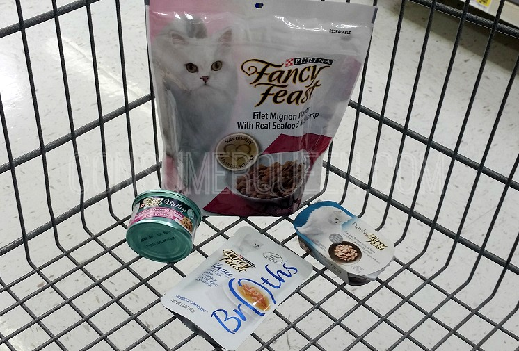 image regarding Fancy Feast Printable Coupons identified as Extravagant Feast Cat Foodstuff Discount coupons + Walmart Activity-Up Specials!