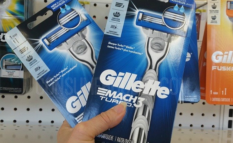 Gillette Mach3 Razors as Low as 49¢ at CVS This Week!