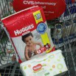 Great Buy on Huggies Jumbo Diapers & Wipes at CVS!