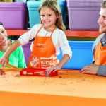 Home Depot : FREE Kids Workshop Coming – Build a Pencil Box!