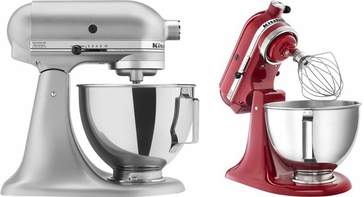 Best Buy: KitchenAid Stand Mixer $189.99 – Today Only (3/16)