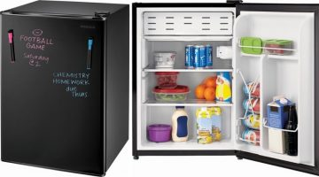 Best Buy: Insignia 2.6 cu.ft. Mini Fridge $79.99 Today Only!