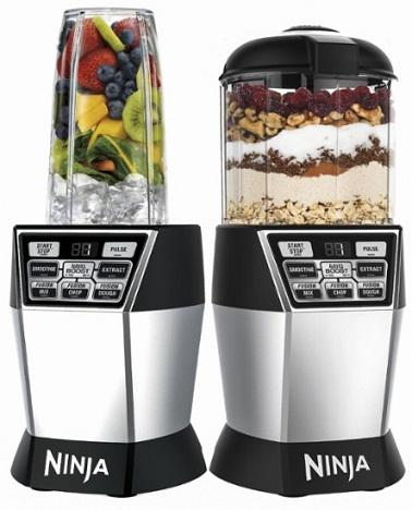 Nutri Ninja Nutri Bowl DUO Blender Only $79.99 at Best Buy + Free Shipping