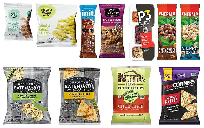 Snack Sample Box $9.99 + Get $9.99 Amazon Credit (other boxes too).