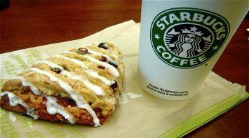 Target Starbucks: 25% Off Pastries & Warm Sandwiches!