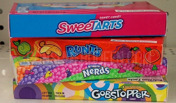 Theater Box Candy Only 63¢ at CVS – Grab Some for the Movies!