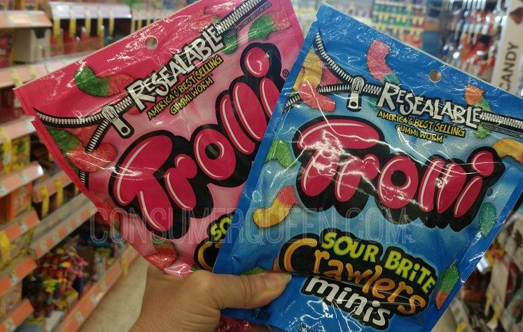Trolli Crawlers & Starburst Duos Under 30¢ at Walgreens