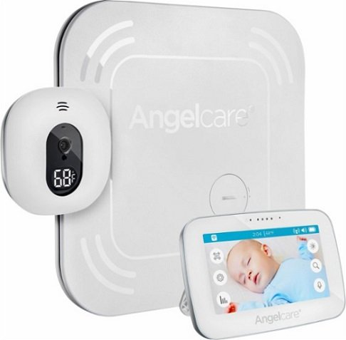 Best Buy: Angelcare Baby Movement & Video Monitor $114.99 – Today Only