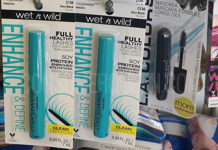 FREE Wet N Wild Masacra at Walmart & Dollar Tree!