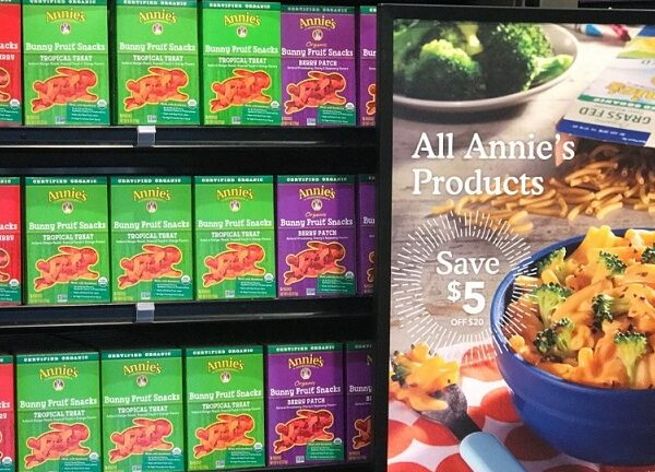 Whole Foods: Score $15 in Annie's Products for $4.50!
