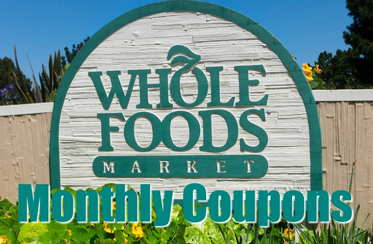 photograph regarding Whole Foods Printable Coupons called 31 August Printable Discount coupons For Complete Foodstuff!