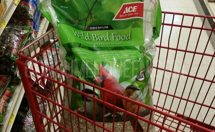Wild Bird Feed – 20lb. Bag Only $6.67 at ACE Hardware WYB 3!