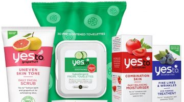 HOT Prices on Yes To Facial Care on Amazon (as Low as $2.68!)