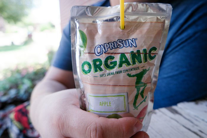 """Why You Can Say """"Yes"""" To Capri Sun Organic!"""
