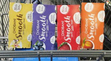 FREE Chobani Smooth Yogurt 2-pk at Walmart After Cash Back!
