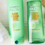 FREE Sample of Garnier Sleek & Shine Zero Shampoo!
