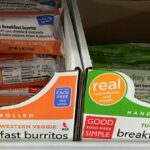 Good Food Made Simple Breakfast Burritos $1.00 at Target!