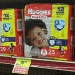 Huggies Snug & Dry Diapers $4.97 + FREE Wipes at Crest Foods!