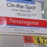 Neutrogena on the Spot Acne Treatment 73¢ at Walmart