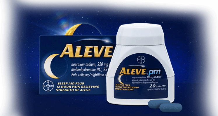 Aleve PM Only 47¢ After ExtraBucks This Week at CVS!