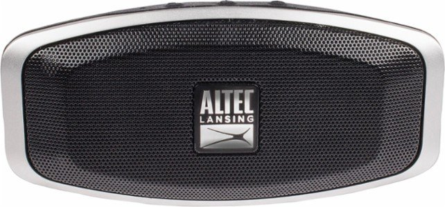 Best Buy: Altec Lansing Portable Bluetooth Speaker $47.99 – Today Only