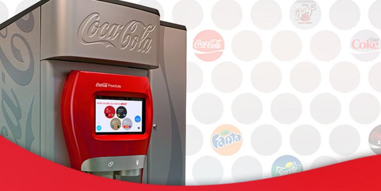 $5 Amazon GC + AMC Movie Ticket WYB Coca-Cola Freestyle Drinks!