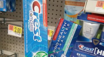 Crest Pro-Health & Complete Toothpaste FREE at Walmart!