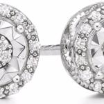 JC Penney: White Diamond Sterling Silver Earrings $19.99 (reg. $124.98!)