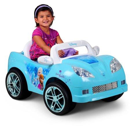 Walmart: Disney Frozen Convertible 6V Battery Ride On Only $89