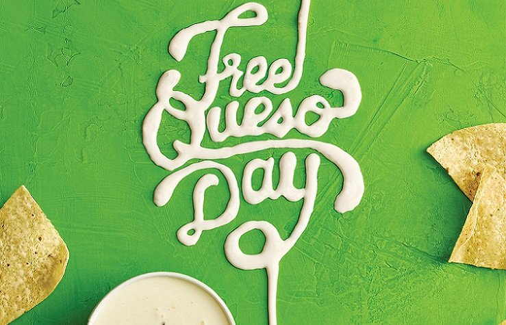 FREE Queso at Moe's Southwest Grill on September 21st!