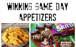Winning Game Day Appetizers