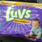 Luvs Diapers $5 per Jumbo Pack at Dollar General!
