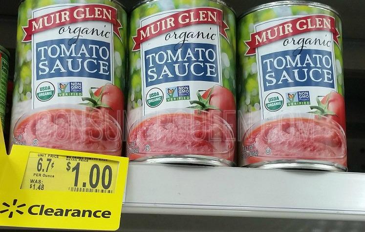 Muir Glen Coupons + Walmart & Homeland Deals (as Low as 29¢!)