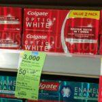 Colgate Optic White 16¢ at CVS + Great Deal at Walgreens!