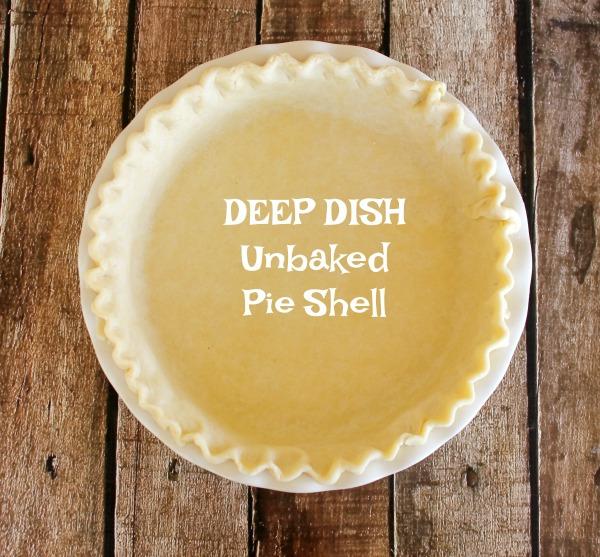 Homemade Pecan Pie - crust
