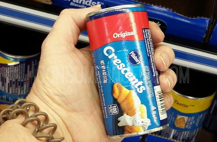 Pillsbury Crescent Rolls as Low as 75¢ at Walmart After Cash Back
