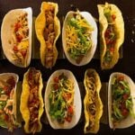 On The Border: 50¢ Mini Tacos All Day on 10/4 For National Taco Day