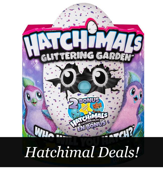 Hatchimals Deal Roundup!