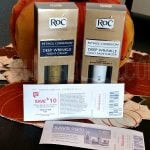 Surprise $10 Register Reward Printing for RoC Skin Care at Walgreens!