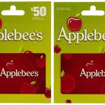 Amazon Applebee's Gift Card Promo