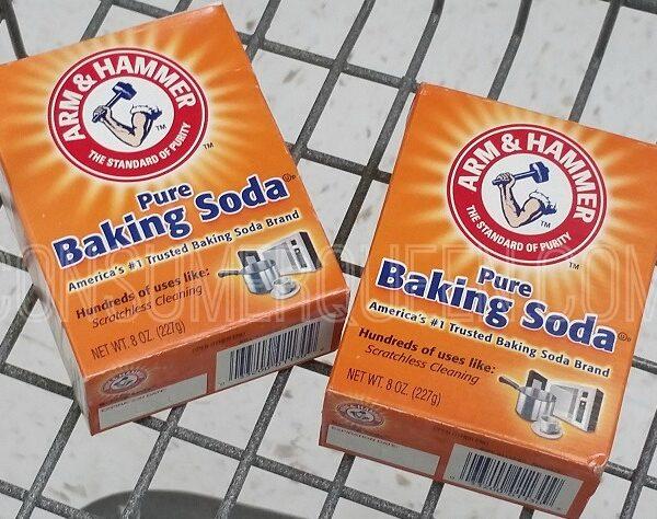 Baking Soda in Cart