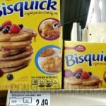 Bisquick Pancake & Baking Mix 20 oz. $1.49 at Homeland!