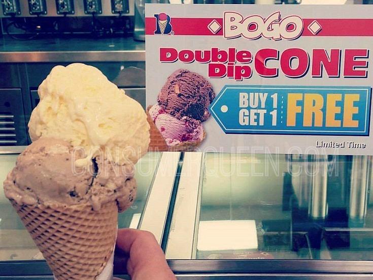 Braum's Ice Cream: BOGO Double Dip Cone – Limited Time!