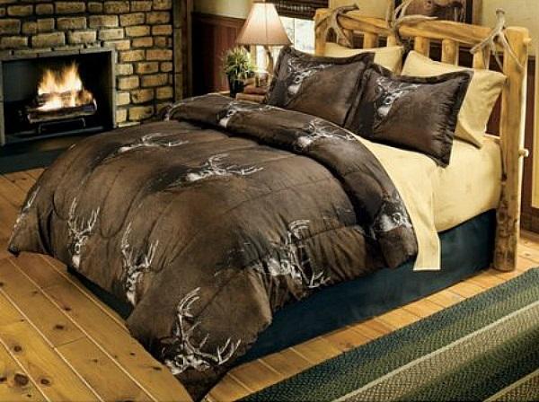 Cabela S Buck Wear 8 Piece Twin Bedding Set Only 19 88