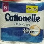 Great Buy on Cottonelle Bath Tissue (18¢ per Reg. Roll) at CVS