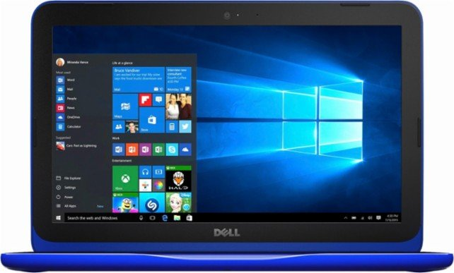 Best Buy: Dell Inspiron 11.6in Laptop $139.99 – Today Only (10/26)