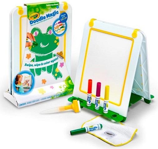 Kohl's: Crayola Doodle Magic Tabletop Easel $9.99 ( reg. $24.99)+ Shipping