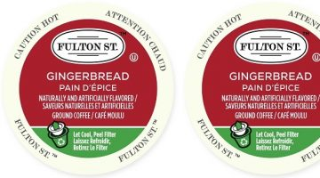 Bed Bath and Beyond: Fulton St. Gingerbread Coffee 18ct K-Cups Only $3.19