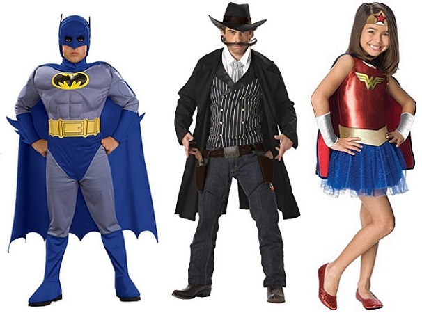 Halloween Costumes Up to 35% Off on Amazon (Today Only 10/9)